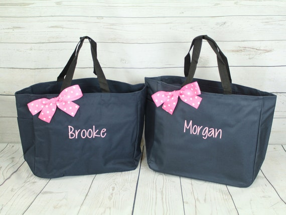 Black Bags fro mPersonalizedGiftsbyJ