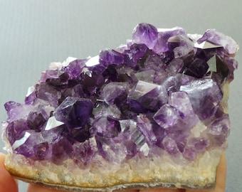 Healing Crystal Amethyst Geode Drusy Druzy Specimen Amethyst Cave