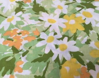 Vintage pillowcase - 70s mod