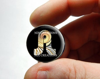 25mm 20mm 16mm 12mm 10mm or 8mm Glass Cabochon - BassNectar Pretty Lights - Design 18 - for Jewelry and Pendant Making