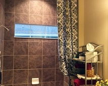 Popular Items For Long Shower Curtain On Etsy