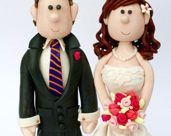 Custom Cake Topper Made To Look Like You By Nicolewclark On Etsy