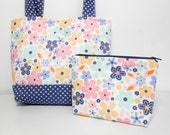 A beautiful Thing Floral Purse Set