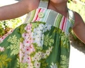 SALE STORE CLOSING Sweet Laurel Sundress -  - Ready to Ship