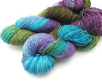 Katatomic Variegated Hand Dyed Yarn - Made to Order