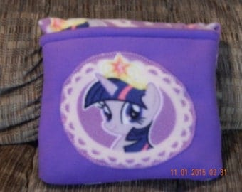 Quillow -- Blanket that folds into a blanket, My Little Pony, Twilight Sparkle