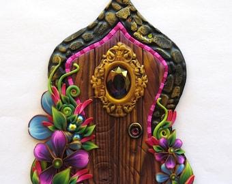 Fancy Fairy Door