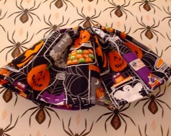 Blythe / DAL Skirt - Halloween 2016 - Halloween Jars