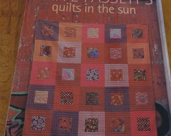 Quiltsy Destash Party - Kaffe Fassett Quilts in the Sun Quilt Book