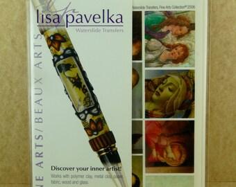 FINE ARTS  Waterside Transfers Lisa Pavelka