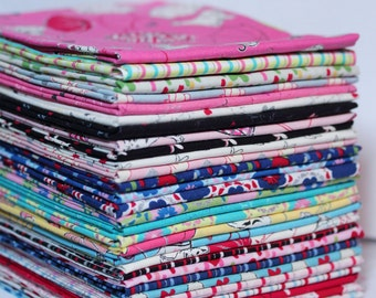 Radiant Girl Fat Quarter Bundle by Koko Seki for Lecien Fabrics 30pc LAST
