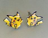 Pikachu - Pokémon cufflinks