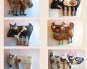 Custom Doggie Soft Sculpture