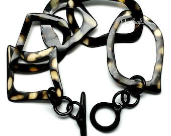 Horn Chain Bracelet - Q11196