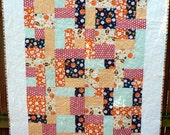 Play Ball Quilt Blanket Baby Toddler Boy