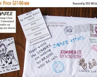 Unique Postal Rubber Stamp Related Items Etsy