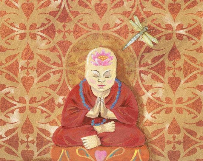 Little Buddha magnet