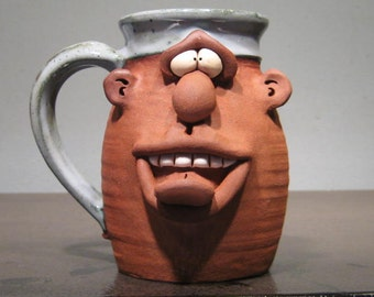 Happy Tongue Out  Mug ........    e864