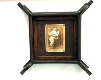 Victorian Framed Print Assemblage