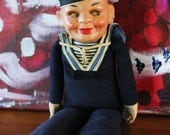 Nora Wellings Sailor Doll Reserved