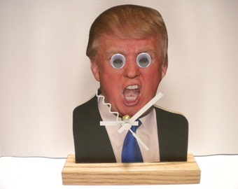 Donald Trump Clock