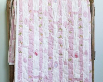 Custom Organic Baby Quilt Design Your Own By