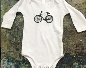Bicycle Onesie