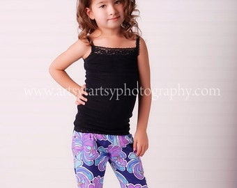 SALE Skinny Flared Pants Pattern for Babies Toddlers through 8 girls Instant