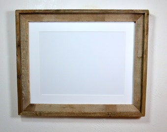 16x20 poster frame with mat for 11x17 ,12x18,11x14 or 12x16 ready to ship