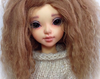Tibettan  .   fur Mini Fee ..size 6.5 to 7 wig