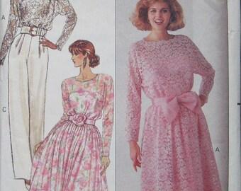 Butterick Skirt Top Pants Pattern 3012