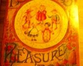 Painter's Pleasure Book  4  by Helan Barrick  c1994