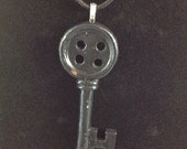 Coraline Inspired Cosplay Key Necklace