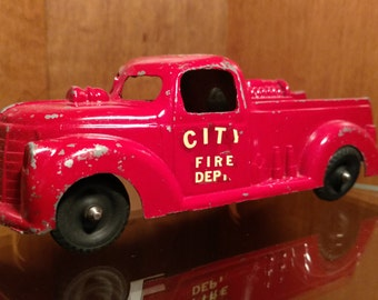 Red City Fire Truck