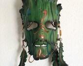 Shroom Shaman Mask