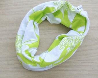 NEON GREEN Stretch headband, organic cotton hair band, workout band, yoga headband, wide headband, bamboo headband, wristband, yoga headband