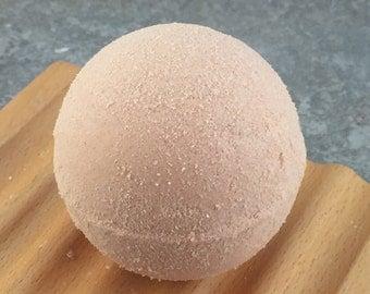 Mango Kumquat Foaming Bath Bomb