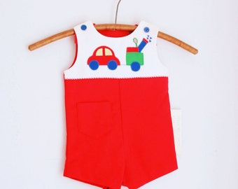 Vintage toddler boys jonjon new old stock size 12 to 18 months golf