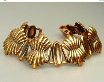 Vintage Mid Century Copper Bracelet