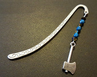 Battle Axe Bookmark