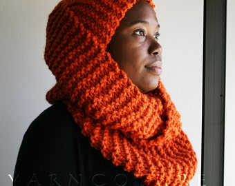 The Urban Cowl / Snood & Hat