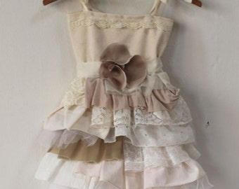 Custom AsA Flower Girl Dress --Made to Order--