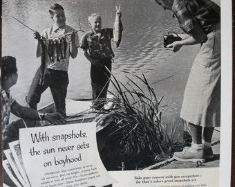101 Kodak  Ad - 1953