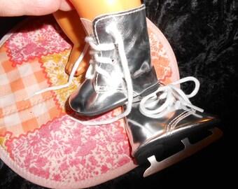 Doll Ice Skates fit Terri Lee Doll