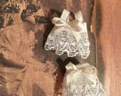 For Fidelia Fuuga Isilmë Firefly Faerie Lace Camisole and Tap a Panty Set