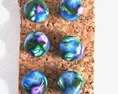 Decorative Pushpins, Home Decor, Office Decor, Thumbtacks, Thumb tacks, Push pins, Pushpins, Flower Pushpins, Flower Thumbtacks