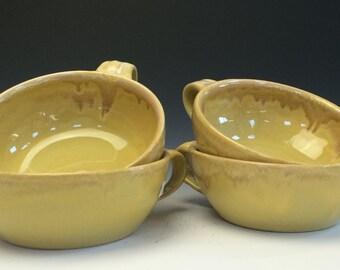 Sunshine Yellow SOUPer mug