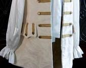 Custom Pirate Waistcoat