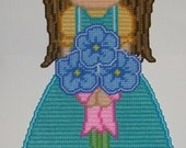Spring Doll #1 Wall Hanging