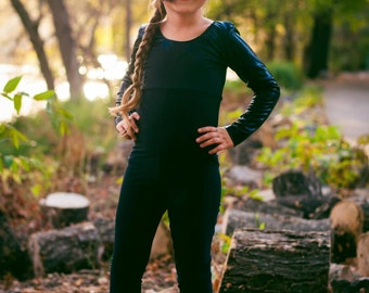 Lucy's Catsuit/Bodysuit sizes 2- 16 PDF sewing pattern